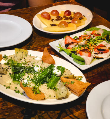 halal tapas at Barcelona restaurant