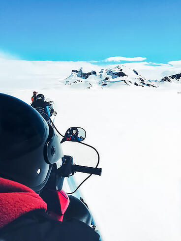 Halal-travel-blog-Iceland-snowmobiling