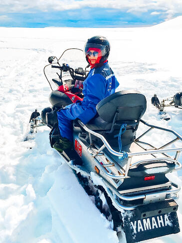 Iceland-muslim-travel-blog-snowmobiling