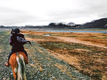 Muslim-travel-blog-Iceland-horseback-riding-itinerary