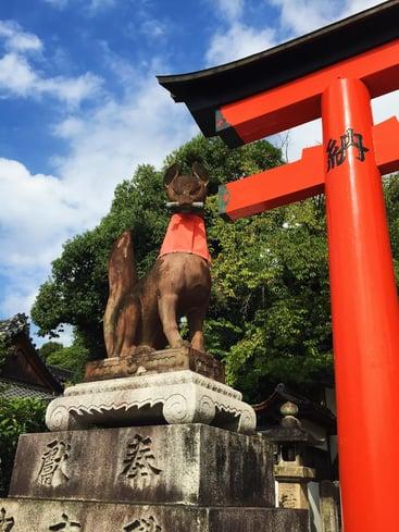 Muslim-travel-tips-Kyoto-Fushimi-Inari-Shrine-fox-statue.jpg