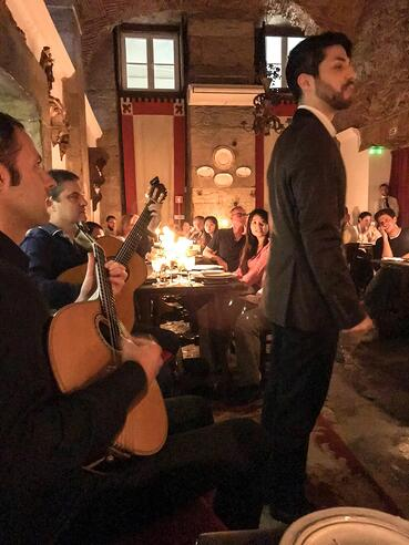 Halal-travel-guide-Lisbon-fado-restaurant-recommendation
