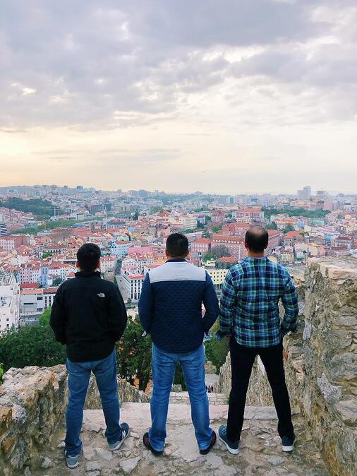 Lisbon-Muslim-halal-travel-guide-view-from-St-George-Castle