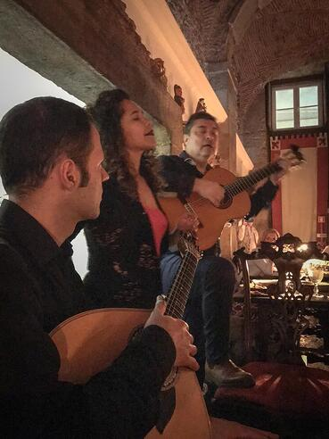 Muslim-travel-guide-Lisbon-fado-restaurant