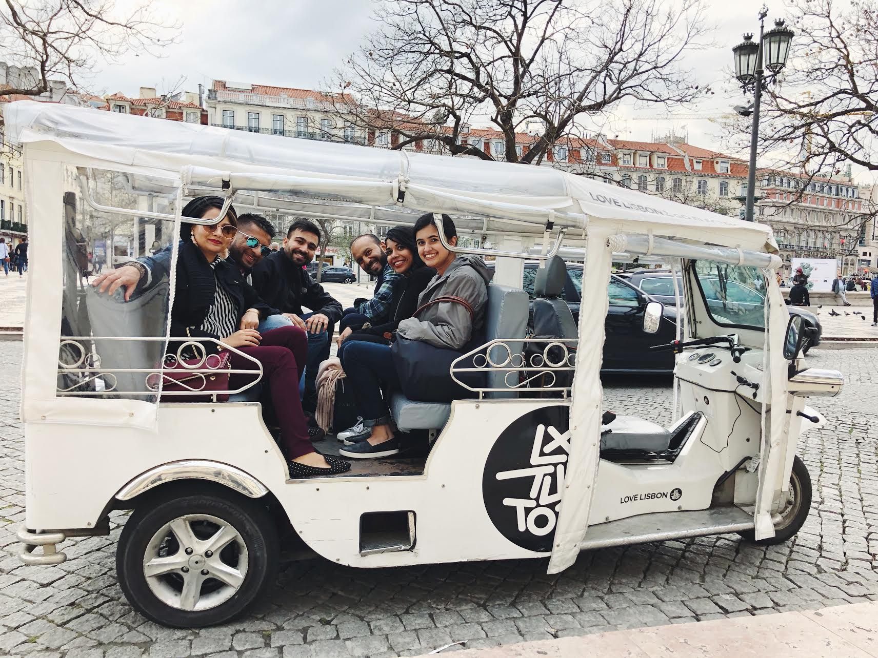 Muslim-travel-guide-Lisbon-transportation-tuk-tuk