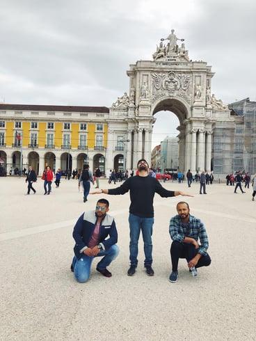 Muslim-travel-guide-halal-guide-Lisbon-Rua-Augusta-Arch
