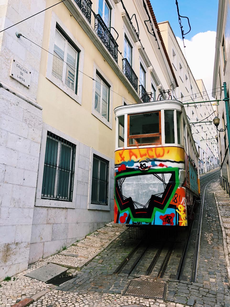 Muslim-travel-tips-Lisbon-halal-guide-transportation-tram