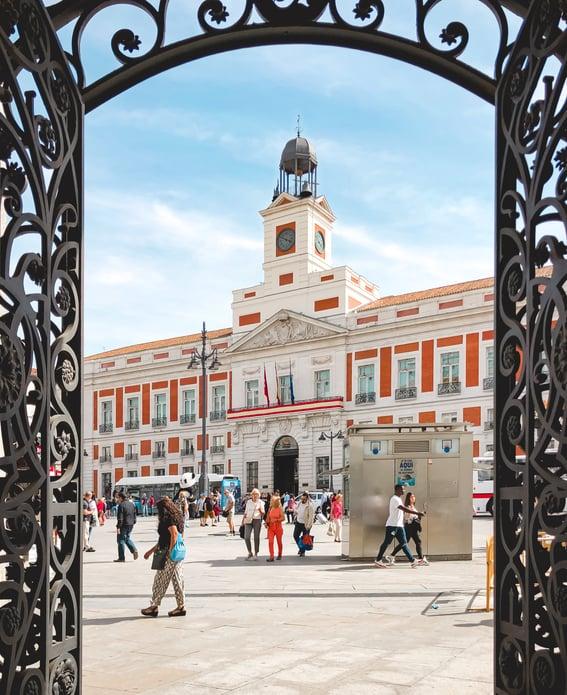 muslim-travel-blog-Madrid-Spain-Puerta-Del-Sol
