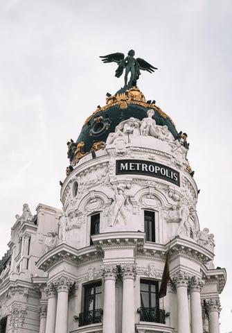 muslim-travel-blog-Madrid-Spain-architecture-Metropolis-building