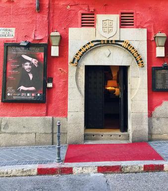 Best halal flamenco Madrid