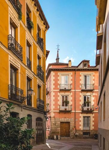 muslim-travel-guide-Madrid-Spain-architecture