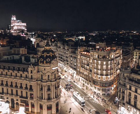 Best rooftop view Madrid guide
