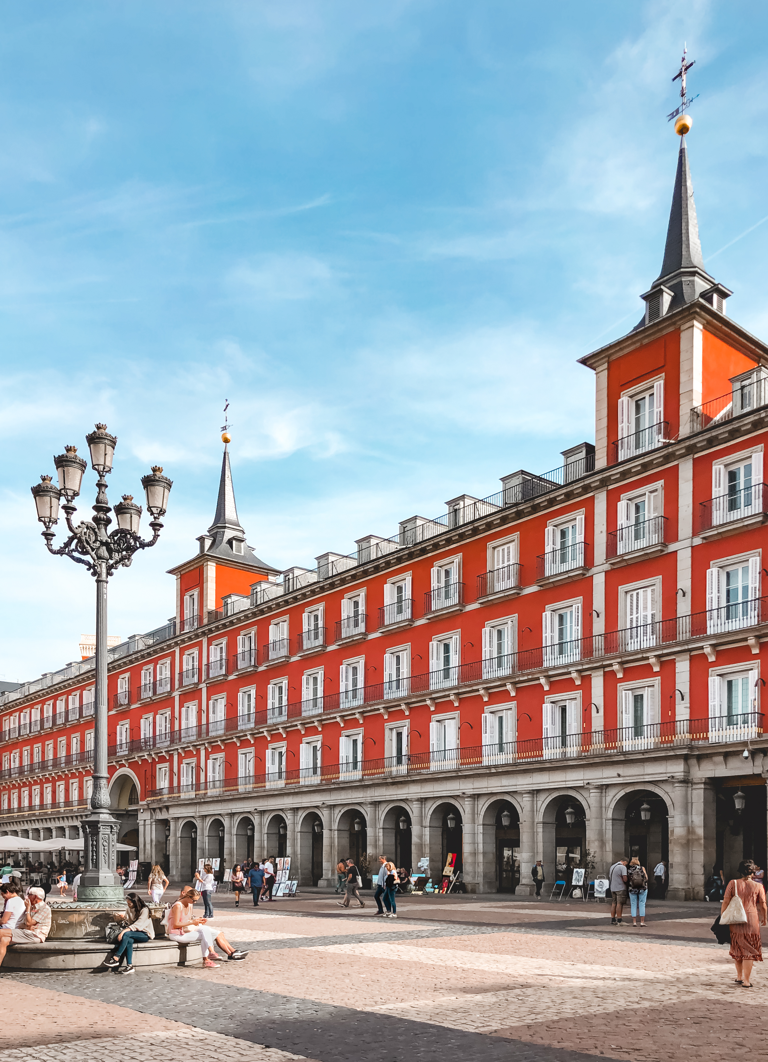 muslim-travel-guide-Madrid-Spain-what-to-do-Plaza-Mayor