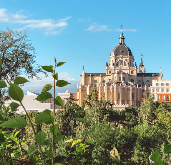 muslim-travel-guide-Madrid-Spain-what-to-see-Almudena-cathedral