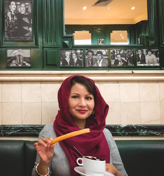 muslim-travel-guide-halal-food-Madrid-Spain-churros