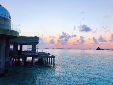 Muslim-travel-blog-Maldives-guide-sunset