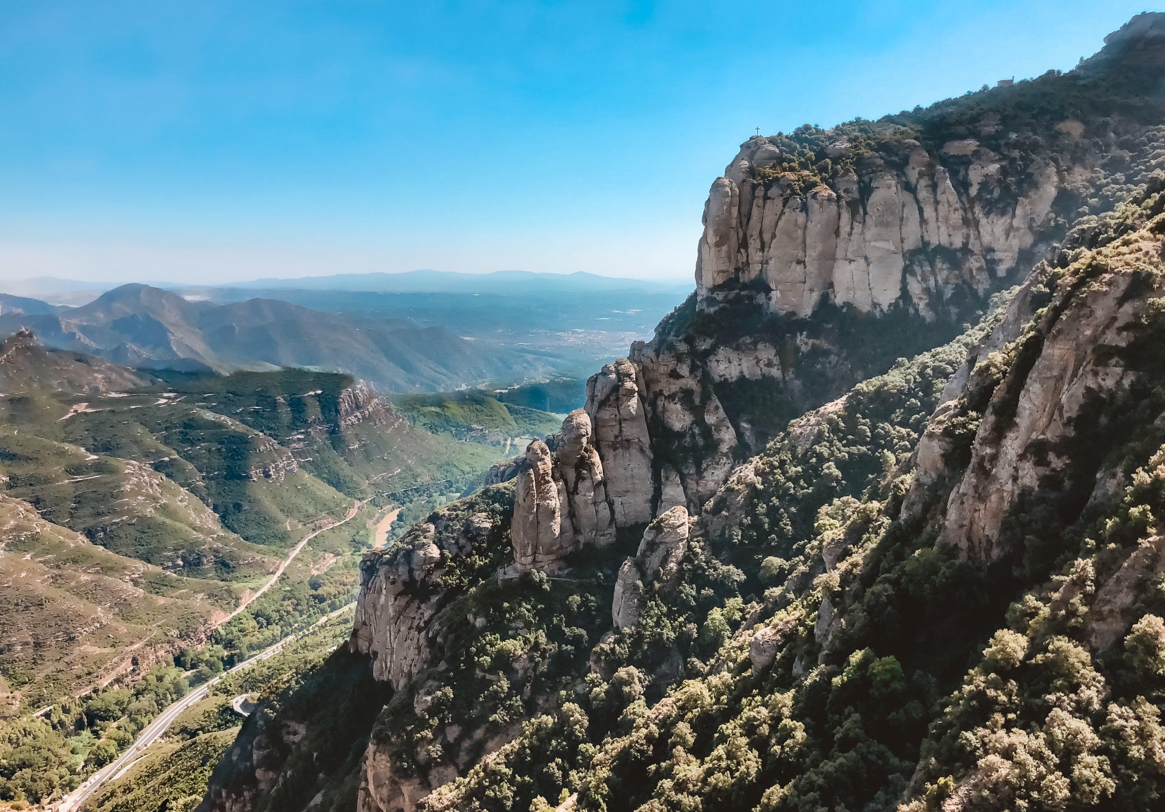 St. Michael's cross hike Montserrat