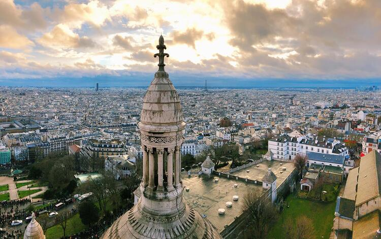 Muslim-travel-guide-Paris-sunset-view-Sacre-Coeur-dome.jpg