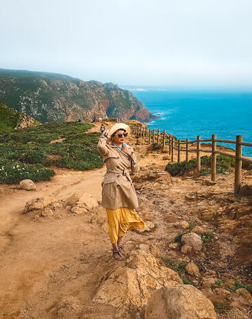 Muslim-travel-guide-Sintra-Portugal-Cabo-da-Roca-wind