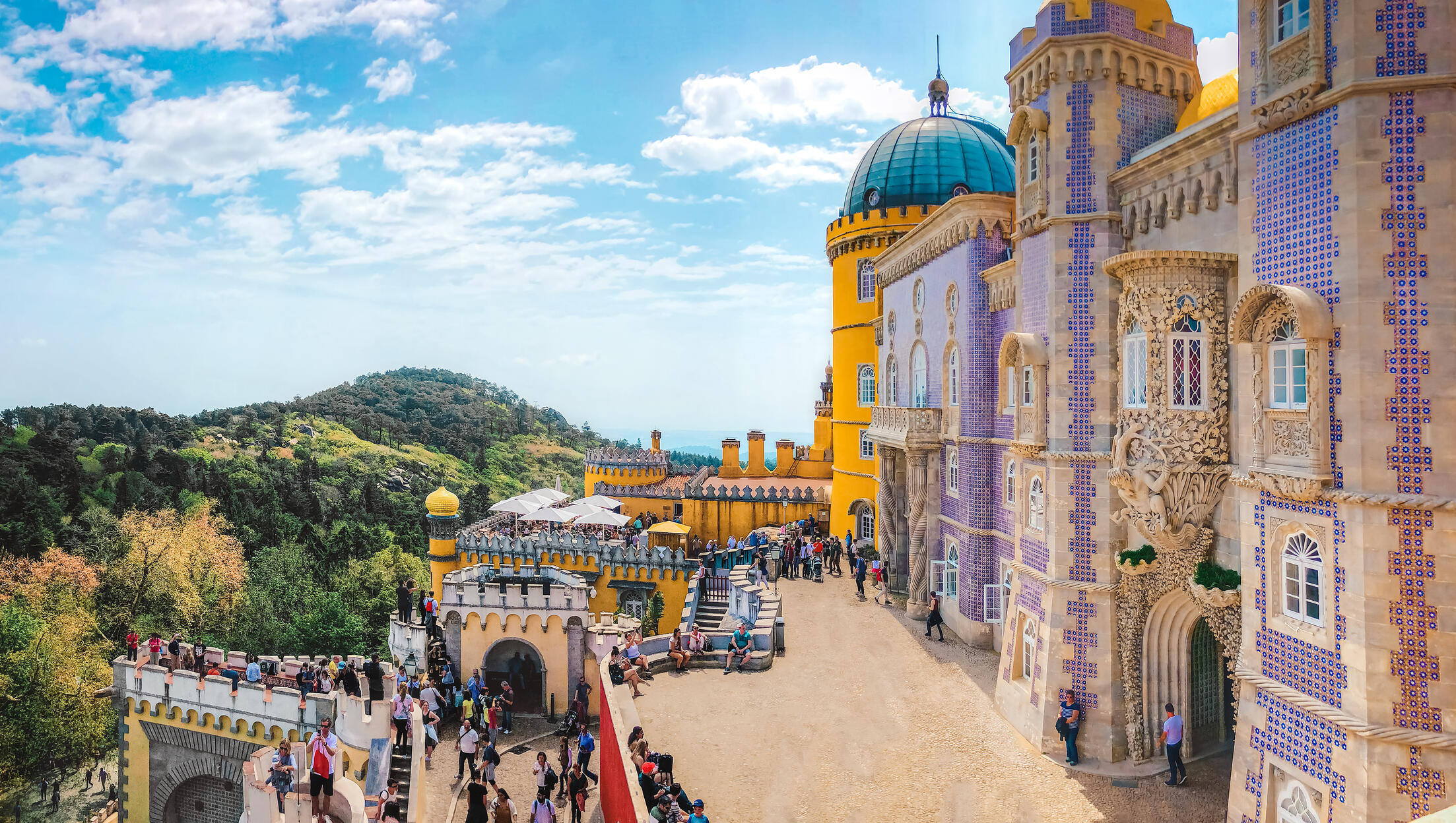 Muslim-travel-guide-Sintra-Portugal-travel-tips-Pena-Palace
