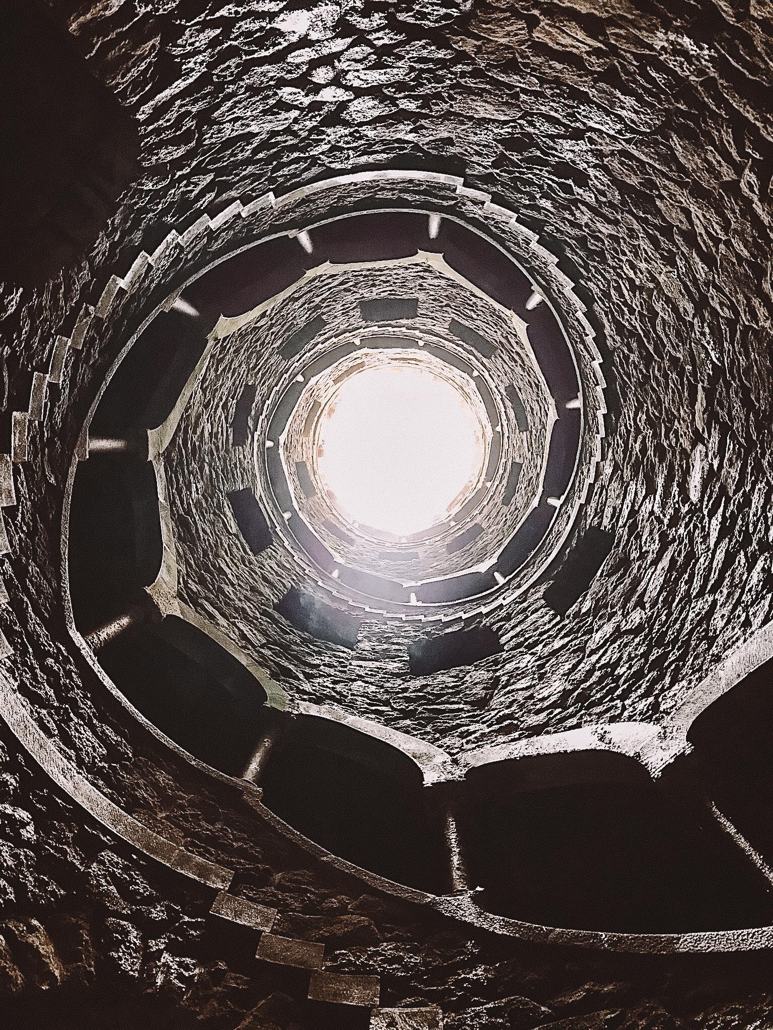 Quinta-da-Regaleira-underground-caves-wells