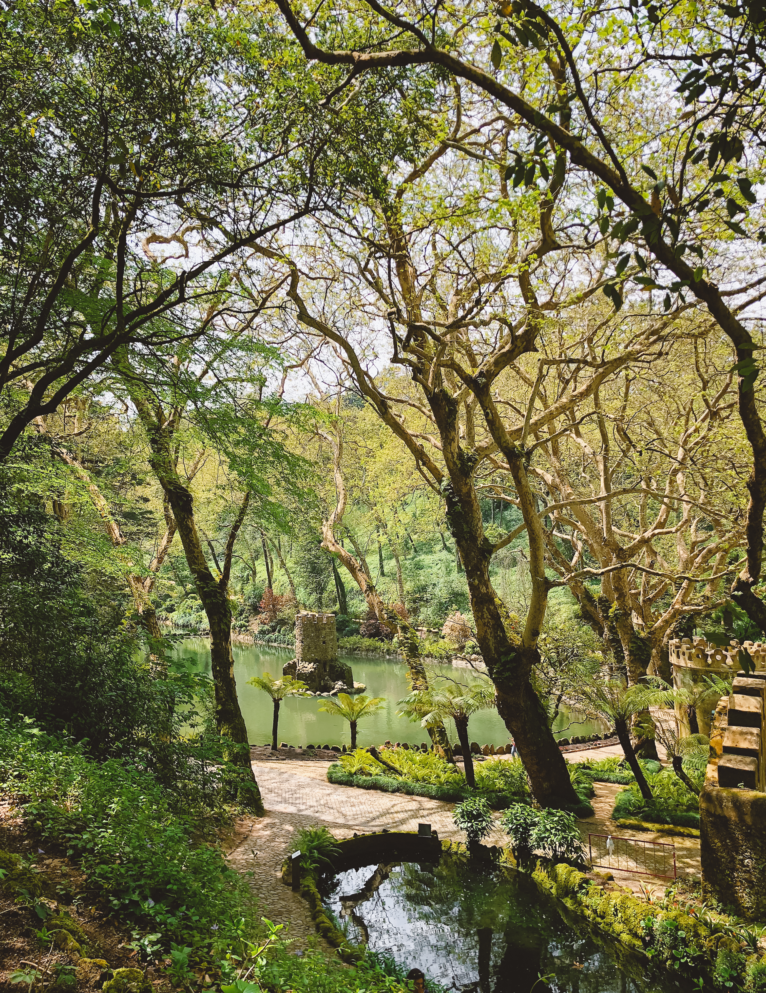 Travel-tips-Sintra-Portugal-gardens-of-Pena-Palace