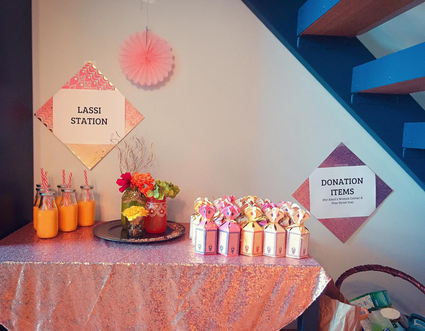 Lassi-station-and-eid-favors.jpg
