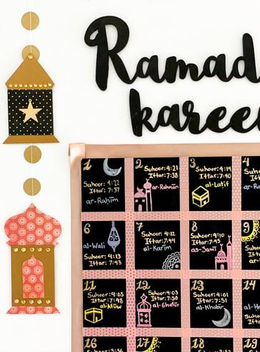 DIY-Ramadan-decorations-chalkboard-tutorial