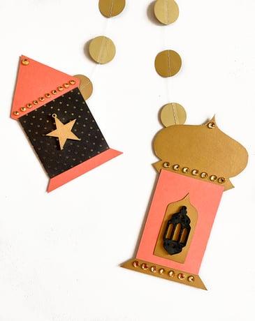 DIY-Ramadan-decorations-handmade-lanterns