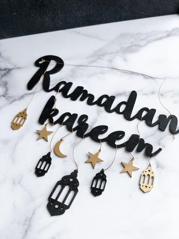 Ramadan-decor-ideas-Ramadan-Kareem-sign