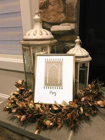 Modern Ways To Decorate For Ramadan Decor
