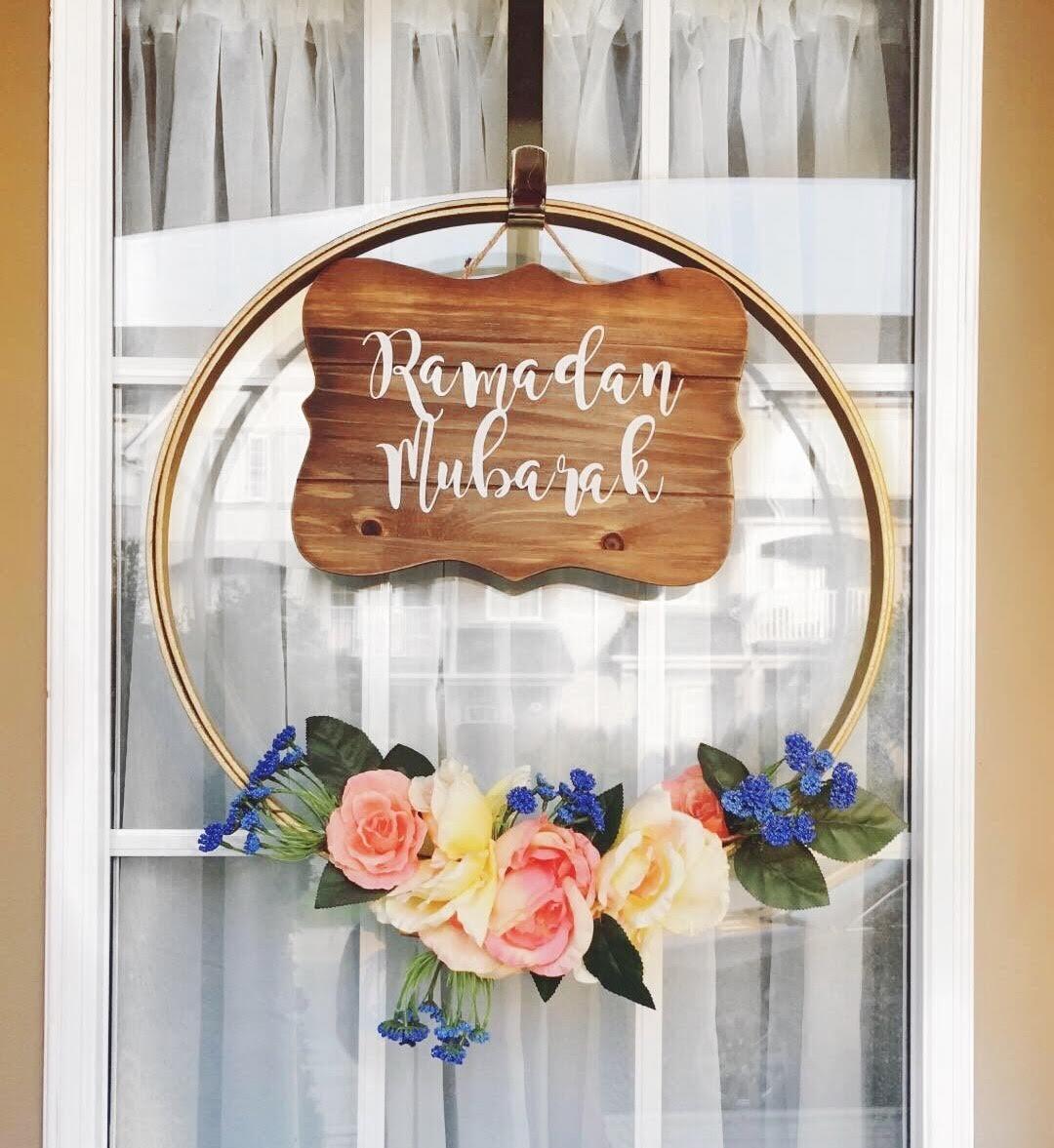 Ramadan-wreath-decor-idea