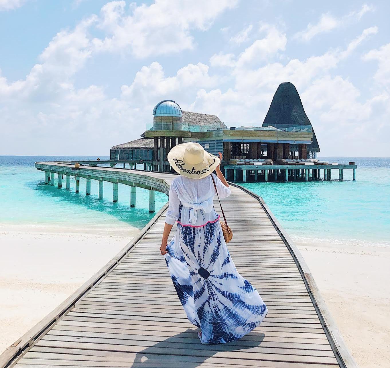 Dream Getaway To Baa Atoll Maldives
